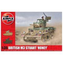 M3 Stuart Honey (British Version) 1/35