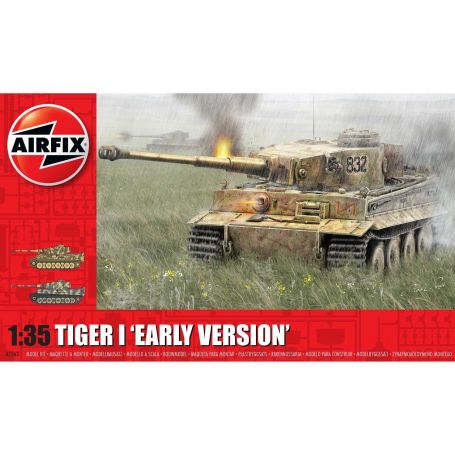 Tiger 1 Early Version 1/35