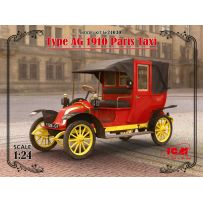 Type AG 1910 Paris Taxi 1/24