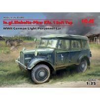 le.gl.Einheitz-Pkw Kfz.1 Soft Top 1/35