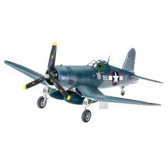 Model Set Vought F4U-1D CORSAIR 1/72