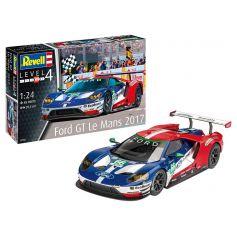 Model Set Ford GT Le Mans 2017 1/24