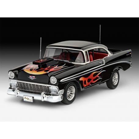 '56 Chevy Customs 1/26