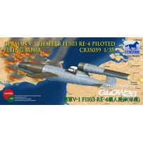 V-1 Fi103 Re 4 Piloted Flying Bomb 1/35