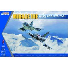 Mirage IIIE/O/R/RD 1/48
