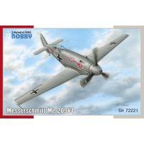 Messerschmitt Me 209V-4 1/72