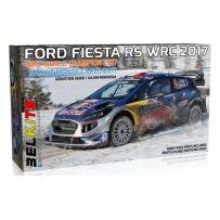Ford Fiesta RS WRC 2017 Ogier 1/24
