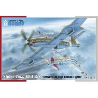 Blohm Voss BV 155B-1 Luftwaffe 46 High Altitude Fighter 1/72