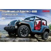 Jeep Wrangler Rubicon 2-Door 1/24