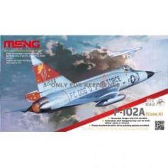 F-102A (Case X) 1/72