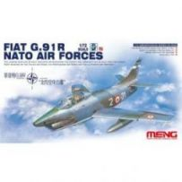 Fiat G.91R NATO Air Forces 1/72
