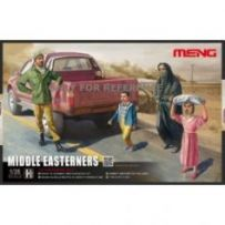 Middle Easterns in the Street 1/35