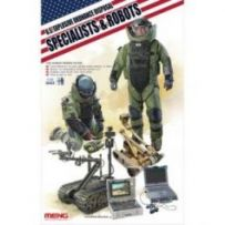 U.S. explosive ordonance disposal special 1/35