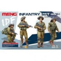 IDF Infantry Set 1/35