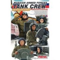 Russian Armed Forces Tank Crew 1/35