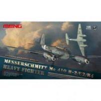 Messerschmitt Me 410B-2/U2/R4 Heavy Figh 1/48