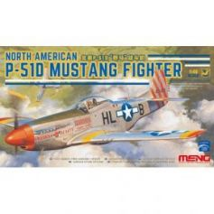 North American P-51D Mustang Fighter 1/48