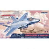 F-35A Lockheed Martin Lightning II Fight 1/48