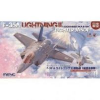 Lockheed Martin F-35A Lightning II Fight 1/48