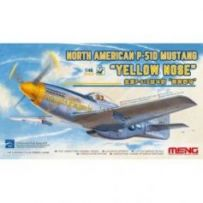 North American P-51D Mustang Yellow Nose 1/48