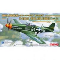 North American P-51D/K 8th Air Force 1/48