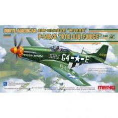 North American P-51D/K 8th Air Force 1/48