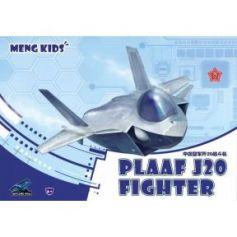 PLAAF J20 Fighter
