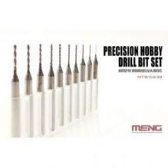 Precision Hobby Drill Bit Set