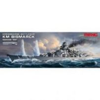 KM Bismarck 1/700