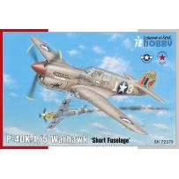 P-40K-1/5 Warhawk Short Tail 1/72