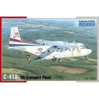 C-41A US Transport Plane 1/72