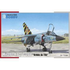 Mirage F.1C/ C-200 Armee de l Air 1/72