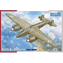 Breda Ba.88B Lince 1/72