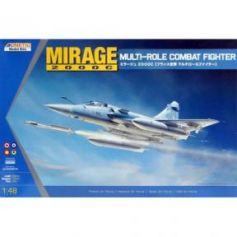 Mirage 2000C Multi-role Combat Fighter 1/48