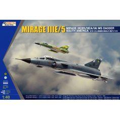 South American Mirage III/V 1/48
