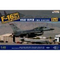 F-16C Block 50-USAF Viper 1/48