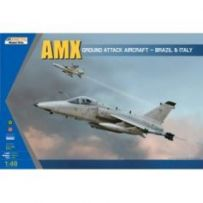 AMX Single Seat Fighter 1/48