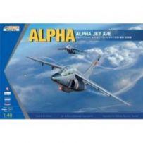 Alpaha Jet A/E 1/48