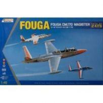 Fouga Magister CM 170 1/48