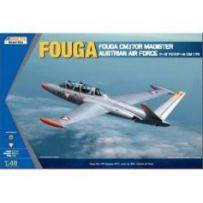 Fouga Magister CM 170 Austria 1/48
