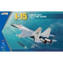 J-15 Chinese Naval Fighter 1/48