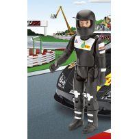 Figurine Pilote de course 1/20