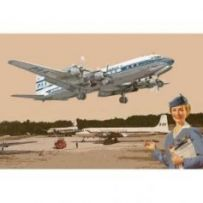 DC-7C Pan American World Airways 1/144