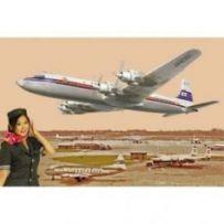 DC-7C Japan Air Lines 1/144