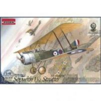 Sopwith 11/2 Strutter two-seat fighter 1/48