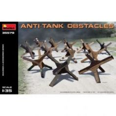 Obstacles anti-chars 1/35