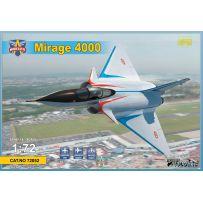 Mirage 4000 (2 Decos/P.E/Mask) 1/72