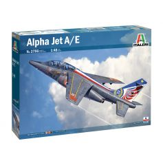 Alpha Jet A/E 1/48