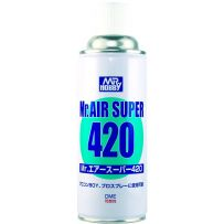 Gunze - Mr. Hobby PA-200 - Mr. Air Super 420 (420 ml)