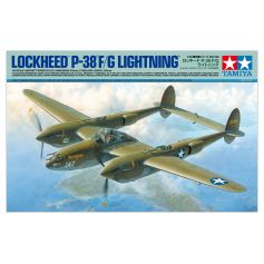 Lockheed P-38 F/G Lightning 1/48
